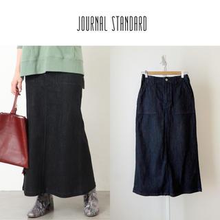 JOURNAL STANDARD - JOURNAL STANDARD + e  デニムベイカースカート