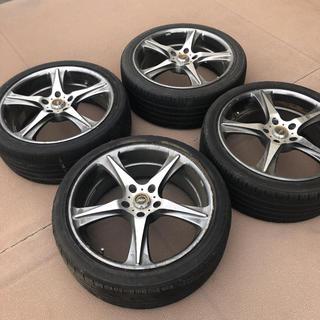 KOSEI RACING 18インチ 4本セット(タイヤ・ホイールセット)