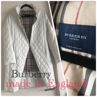 BURBERRY - ✳︎美品✳︎メイドインイングランドバーバリーロンドン✳︎キルティング中綿コート
