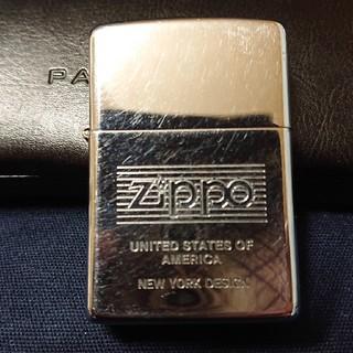 ジッポー(ZIPPO)の1994年 NEW YORK DESIGN ジッポ(タバコグッズ)