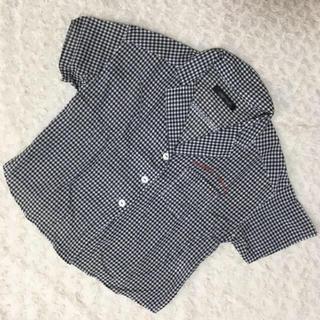 アベイル(Avail)のAvail ギンガムチェック シャツ(シャツ/ブラウス(半袖/袖なし))
