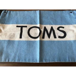 トムズ(TOMS)のTOMS シューズ袋(ショップ袋)