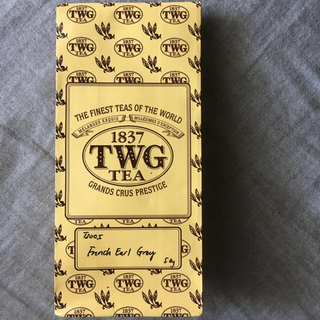 専用 TWG フレンチアールグレイ茶葉50g(茶)
