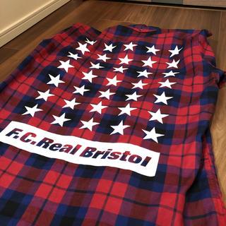 エフシーアールビー(F.C.R.B.)のFCRB  2016S/S  チェックシャツ(シャツ)
