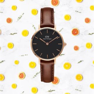ダニエルウェリントン(Daniel Wellington)の安心保証付き【28㎜】ダニエル ウェリントン腕時計  DW00100225 (腕時計)