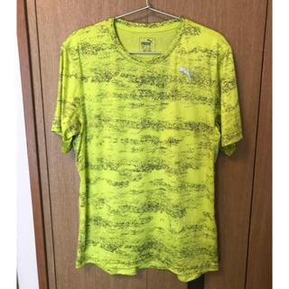 プーマ(PUMA)の新品未使用 PUMA プーマ ドレーニングTシャツ(トレーニング用品)