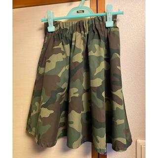 LOWRYS FARM - 迷彩柄スカート