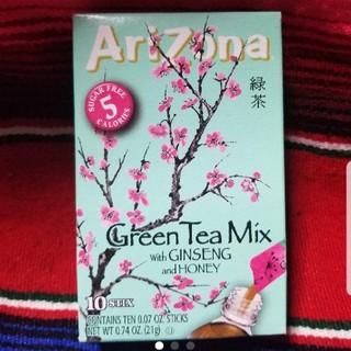 アリゾナティー 緑茶 arizona  green  tea usdm 北米仕様(茶)