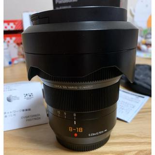 ライカ(LEICA)のreow様専用LEICA 8-18mm F2.8-4.0 LUMIX G ライカ(レンズ(ズーム))