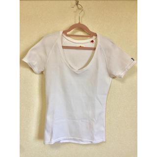 HOLLYWOOD RANCH MARKET - ハリウッドランチマーケット  Vネック Tシャツ