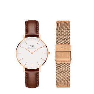 ダニエルウェリントン(Daniel Wellington)の【32㎜】ダニエル ウェリントン腕時計DW175+ベルトSET〈3年保証付〉(腕時計)