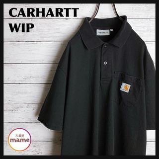 カーハート(carhartt)の【激レア‼︎】カーハート WIP◎ワンポイントロゴ ラガーシャツ(ポロシャツ)