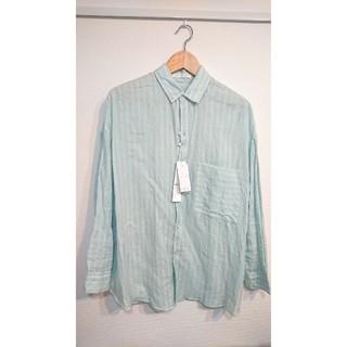 TOMORROWLAND - GALERIE VIE 新品未使用 リネンオーバーサイズシャツ