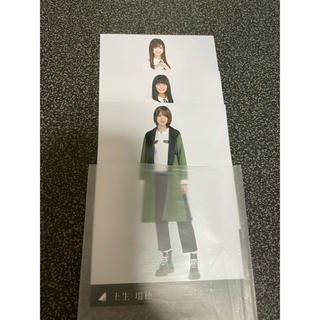 ケヤキザカフォーティーシックス(欅坂46(けやき坂46))の欅坂46 イオンカードの生写真 欅カフェのポストカード(女性アイドル)