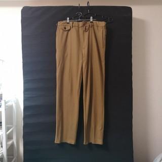 アンユーズド(UNUSED)のURU ウル 17AW ウールイージーパンツ WOOL EASY PANTS (スラックス)