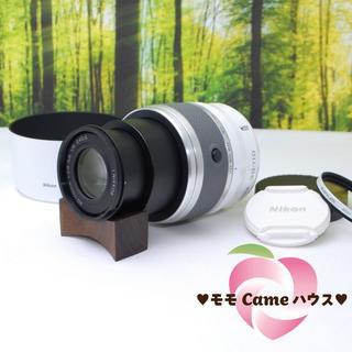 ニコン(Nikon)のNikon 1望遠レンズ☆NIKKOR 30-110mm VR☆825-1(レンズ(ズーム))
