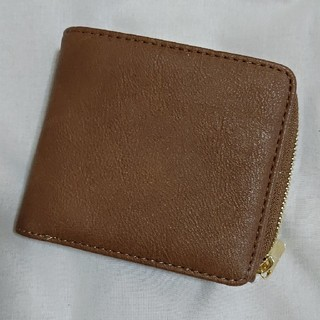 シマムラ(しまむら)のしまむら PAL字型 財布(中茶)(財布)