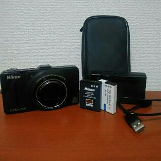 ニコン(Nikon)のニコン COOLPIX S9300(コンパクトデジタルカメラ)