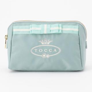 トッカ(TOCCA)のTOCCA ロゴポーチ 新品未使用(ポーチ)