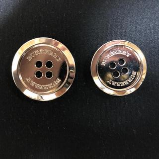 バーバリー(BURBERRY)のBurberry ヴィンテージボタン中(右)(各種パーツ)