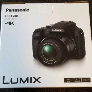 新品Panasonic LUMIX デジカメ(ビデオカメラ)