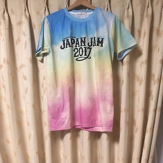 JAPAN JAM 2017 Tシャツ(音楽フェス)