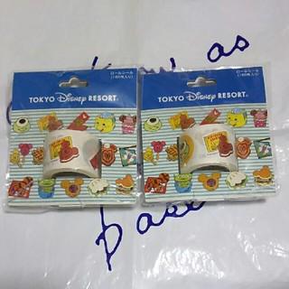 Disney - ディズニー パークフード ロールシール 2個セット