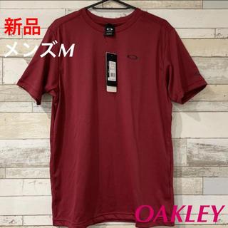 オークリー(Oakley)のOAKLEYオークリー 半袖Tシャツ メンズM 新品(Tシャツ/カットソー(半袖/袖なし))
