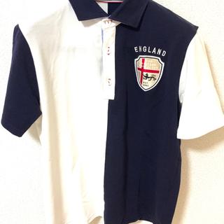 フィールドドリーム(field/dream)のfield dream  イングランド ポロシャツ(ポロシャツ)