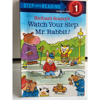 WATCH YOUR STEP,MR.RABBIT!:SIR 1(P)(洋書)