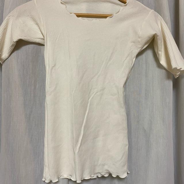 FREAK'S STORE(フリークスストア)のpama 3/4 baserange ベースレンジ レディースのトップス(Tシャツ(半袖/袖なし))の商品写真