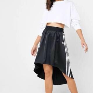 アディダス(adidas)のadidas Originals L(ひざ丈スカート)