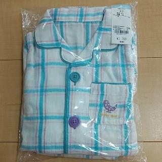 コンビミニ(Combi mini)のCombi mini 新品 長袖ガーゼパジャマ 90(パジャマ)