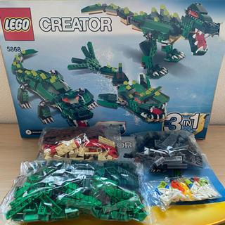 レゴ(Lego)のレゴ(LEGO) クリエイター 恐竜 ワニ(模型/プラモデル)
