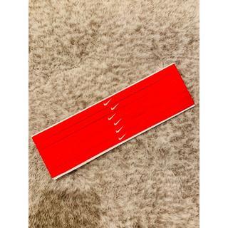 ナイキ(NIKE)の【新品】NIKE ナイキ ヘアバンド 2本800円(ヘアゴム/シュシュ)