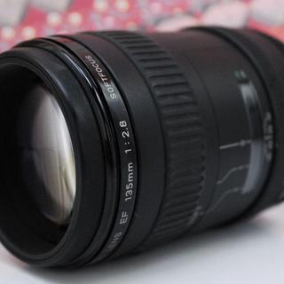 キヤノン(Canon)の★単焦点★Canon LENS EF 135mm F2.8 ソフトフォーカス(レンズ(ズーム))