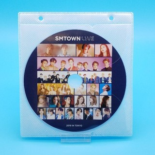 シャイニー(SHINee)の新作★SMTOWN LIVE 2019 IN TOKYO DVD1枚(アイドル)