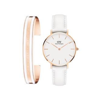 ダニエルウェリントン(Daniel Wellington)のSALE【32㎜】ダニエルウェリントン腕時計+ブレスレットSET〈DW189〉(腕時計)
