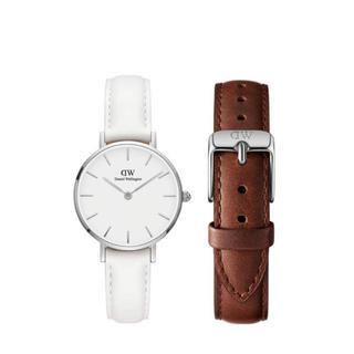 ダニエルウェリントン(Daniel Wellington)の【32㎜】ダニエル ウェリントン腕時計DW190+ベルトSET《3年保証付》(腕時計)