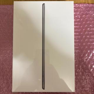 アイパッド(iPad)の【未開封新品】iPad mini5 cellular 64GBスペースグレー(タブレット)