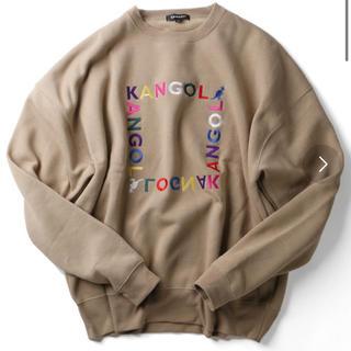 カンゴール(KANGOL)のKANGOL ロゴスエット(スウェット)