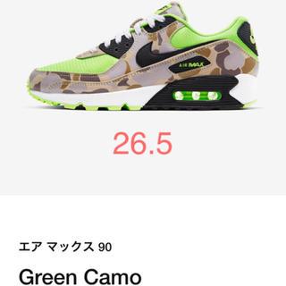 """ナイキ(NIKE)のNIKE AIR MAX 90 """"GREEN CAMO""""(スニーカー)"""