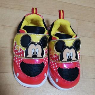 ディズニー(Disney)の新品 ミッキーマウス 靴(スニーカー)
