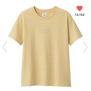 ジーユー(GU)のジーユー グラフィックT elle ELLE 半袖 Tシャツ エル GU 完売(Tシャツ(半袖/袖なし))