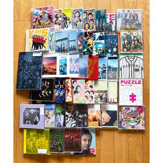 カンジャニエイト(関ジャニ∞)の関ジャニ∞ CDシングル、アルバム46枚 まとめ売り(ポップス/ロック(邦楽))