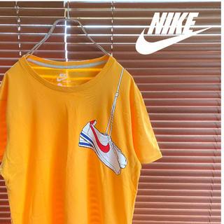 ナイキ(NIKE)のNIKE ナイキ スニーカーデザイン Tシャツ(Tシャツ/カットソー(半袖/袖なし))