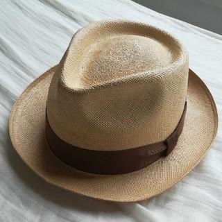 カシラ(CA4LA)のFUJI  パナマハット 麦わら帽子(ハット)