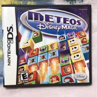 ニンテンドーDS(ニンテンドーDS)のDisney Magic メテオス 北米版 任天堂 Nintendo DSソフト(家庭用ゲームソフト)