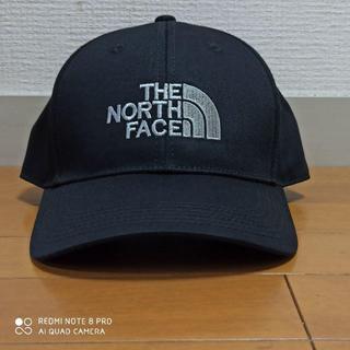 THE NORTH FACE - 新品タグ付き ノースフェイス 帽子 キャップ メンズ ブラック