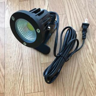 【新品未使用】 看板用照明 LEDクリップライト(テーブルスタンド)